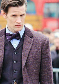 Matt Smith in Doctor Who Superman X, Batman, Eyebrows Goals, Matt Smith Doctor Who, Doctor Who Costumes, Free Short Stories, Sci Fi Tv Shows, Eleventh Doctor, Dalek