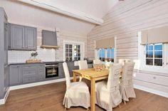 Zansblogg: Laftet hytte på Kvitfjell
