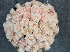 Just a little bit of bling ! Made by Calypso Flowers