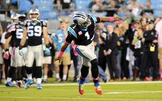 Papo Na Arquibancada: Semana 7 da NFL - Histórico Panthers