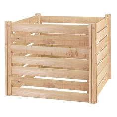 23 cu. ft. Greenes Cedar Wood Composter