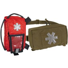 Helikon Modular Individual Med Kit Coyote | Utility Pouches | Military 1st