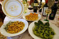 Tortellini? our leitmotive