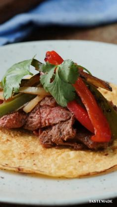 Mexican Dishes, Mexican Food Recipes, Beef Recipes, Cooking Recipes, Healthy Recipes, Ethnic Recipes, Dinner Recipes, Steak Fajita Recipe, Easy Steak Fajitas
