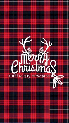 Merry Chirstmas Happy New Year iPhone 6 / 6 Plus wallpaper