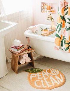 380 Peach Bathroom Set Ideas, Peach Bathroom Accessories