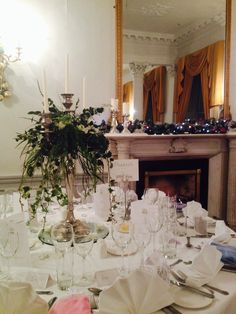 Weddings at the Stephen's Green Hibernian Club Centerpieces, Table Decorations, Event Planning, Club, Weddings, How To Plan, Green, Home Decor, Decoration Home