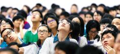 A look at the cryptic, vaguely ominous essay questions of the gaokao.