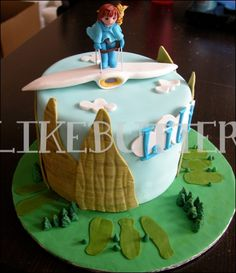 Nausicaa Of The Valley Of The Wind Cake