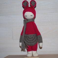 KIRA the kangaroo made by mamadayo44