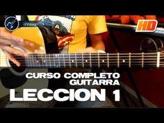 clases de guitarra para principiantes - YouTube