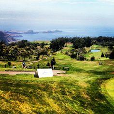Campo de Golf - Santo da Serra. www.meetmadeira.pt