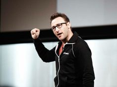 """Simon Sinek: If You Don't Understand People, You Don't Understand Business by 99U. """"We're not good at everything, we're not good by ourselves,"""" says Simon Sinek at the 99% Conference. Our ability to build trust and relationships is the key to our survival as a race, and to thriving as ideamakers."""
