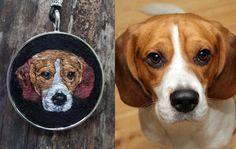 I have such a soft spot for Beagles. To me they are the quintessential dog. Those sad eyes, the perfect markings. Our sweet Beagle, Bugsy, passed a few years back and so I couldn't wait to try to capt