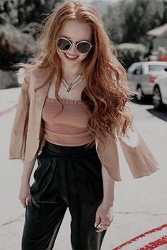I honestly should just make a new board for Madeleine but can I be fucked? But she's awesome Cheryl Blossom Riverdale, Riverdale Cheryl, Riverdale Cast, Madelaine Petsch, Pretty People, Beautiful People, Five Jeans, Wattpad, Girl Crushes