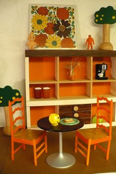 orange! 1:6 by wonderland.5, via Flickr 1:6th Scale