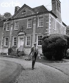 "Cecil Beaton, Reddish House, via ""Tweedland"" The Gentlemen's club: CECIL BEATON ""HIMSELF"""