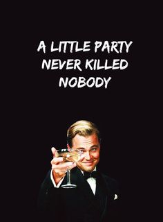 My 39th birthday party was supposed to be a Gatsby inspired event