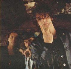 Soda Stereo <3 Soda Stereo, Rock Roll, Zeta Bosio, Rock Argentino, Music Photo, Rock Bands, Singer, My Love, Memes