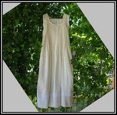 XSNilla Bean Women's Sleeveless Cotton by ArtsyFartsyOzark on Etsy, $43.95