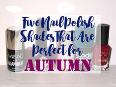 Five Nail Polish Shades That Are Perfect For Autumn
