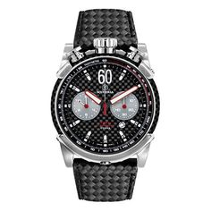 CT SCUDERIA Fibra di Carbonio Collection - Cs 70109 Wrist Watch