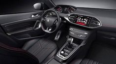 Peugeot 308 GTi, the Peugeot's Most Speeding Hatchback - interior