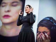 Marina Abramović   Speaker   TED.com