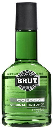 Brut Cologne Original Fragrance 5 oz. (Pack of 12) by Brut. $81.08. This masculine scent posesses a blend of: citrus top notes with hints of spicy woods. It is recommended for evening wear.. Brut Cologne Launched by the design house of Faberge in 1964, BRUT by Faberge is classified as a flowery fragrance.. Brut Cologne Launched by the design house of Faberge in 1964, BRUT by Faberge is classified as a flowery fragrance. This masculine scent posesses a blend of: citrus top ...