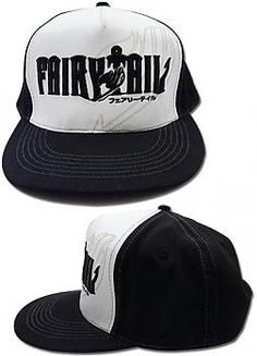 Fairy Tail Cap - Fairy Tail Logo