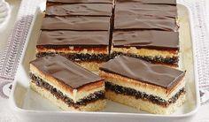 Czech Recipes, Ethnic Recipes, Nutella, Tiramisu, Cheesecake, Dessert Recipes, Baking, Food, Basket