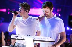 The Chainsmokers Match Beatles & Bee Gees With Three Songs in Hot 100's Top 10 & Ed Sheeran Holds at No. 1 | Billboard