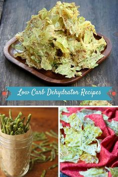 Low Carb Dehydrator Recipes
