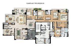 Residencial Éden - 395m² - Batel - Curitiba