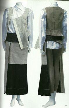 Rei+Kawakubo+Comme+des+Garcons+1998.jpg 1020×1600 pixels
