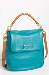MARC BY MARC JACOBS 'Too Hot to Handle - Laetitia' Leather Hobo available at Nordstrom.