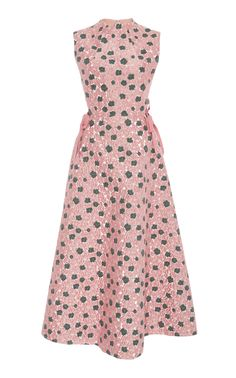 Lela Rose High Neck Full Skirt Dress This **Lela Rose** dress features a high neckline, an A line silhouette, with a full pleated skirt. Full Skirt Outfit, Skirt Outfits, Chic Outfits, Dress Skirt, Cute Summer Dresses, Day Dresses, Casual Dresses, Skirt Fashion, Fashion Dresses
