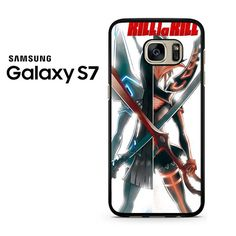 Kill La Kill Ryuko And Satsuki Samsung Galaxy S7 Case