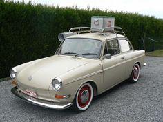 VW Notchback #vintage #volkswagens