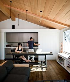 """Basic Instincts """"There's a soulfulness in this small house that's impossible to replicate in something completely new. The sweetness trul..."""