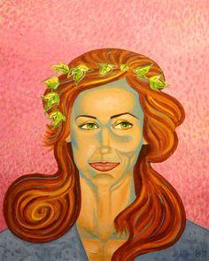 Original Love Painting by Saskia Serle Art Studio At Home, Home Art, Picasso, Francoise Gilot, Princess Zelda, Disney Princess, Love Painting, Life Drawing, Rogues