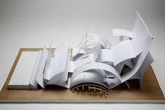 thibaut malet, Architecture models