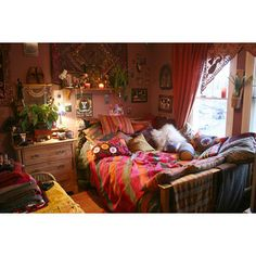 indie bedrooms | indie/hipster/alternative bedroom inspiration - Polyvore