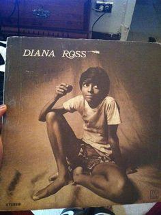 Album cover #BackintheDays #Cover #Music #DianaRoss