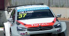 Sportvantgarde.com's blog. : Motorsport:Jose Maria Lopez extends points advanta...