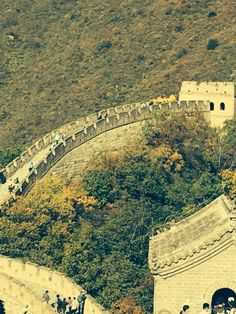 Great Wall tour!!!!