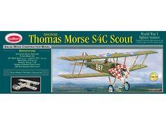 Paul K. Guillow, Inc. - 201 Thomas Morse Scout