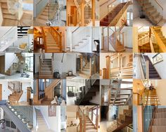 Take a look at some of the bespoke staircases and fitted furniture we've created for our satisfied customers.