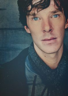 #BenedictCumberbatch. I adore him, such a fabulous actor, not to mention just an awesome person