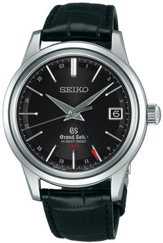 Grand Seiko Watch 36000 High Beat GMT #add-content #bezel-fixed…